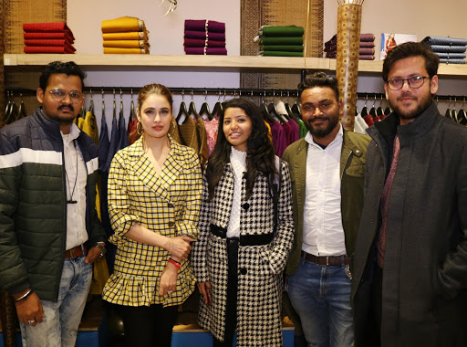 Bollywood star Ms Yuvika Chauhary begins her journey as Co-Owner of ZOMO Fashion