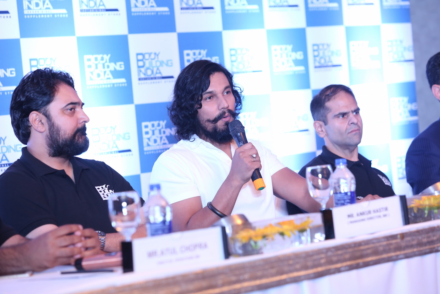 Randeep Hooda and BBI launch Gym 99